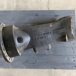 Tilta korpuss kreisais lietots, JCB 4100073069P